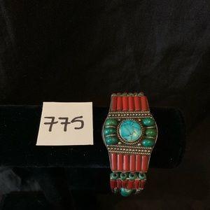Jewelry - Multicolored Turquoise Bracelet